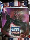 STAR WARS GALAXY Series 7 Factory Sealed Trading Card Case of 8 Boxes Topps 2012