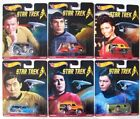 2016 Hot Wheels Pop Culture Star Trek Complete Set of 6 From Factory Box