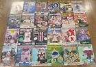LOT OF 24 PLASTIC CANVAS MAGAZINES VARIOUS ISSUES FROM 1990 2000 NEEDLECRAFT
