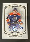Connor McDavid Signs Exclusive Autograph Deal with Upper Deck 13
