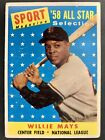 Top 10 Willie Mays Baseball Cards 29