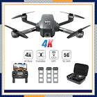 HS720 GPS RC Drone with 4K HD Camera Brushless Quadcopter3Battery 5G Wifi
