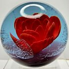 Caithness Glass Elegance 1981 Colin Terris Limited Edition Paperweight 189 250