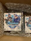 2021 Bowman Chrome Lite Brand New Unopened Hobby Box 5 Exclusive 💎 Parallels