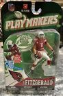 NFL Playmakers Larry Fitzgerald Action Figure by McFarlane NIB