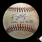 2019 Piece of the Game Authenticated Masterpieces Baseball 14