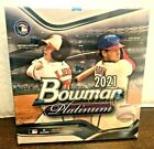 2021 Bowman Platinum MLB BRAND NEW RELEASE - Factory Sealed TWO (2) AUTOS!!