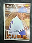Top 10 Billy Williams Baseball Cards 25