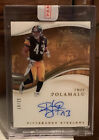 Hair-larious: Troy Polamalu Signs First Cards Since 2003 7