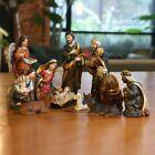 New Nativity Figurines with Frankincense and Myrrh Christmas Gift Home