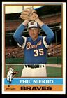 Phil Niekro Cards, Rookie Card and Autographed Memorabilia Guide 11