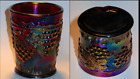 Northwood Grape  Cable Amethyst Whisky Shot Glass 275 tumbler