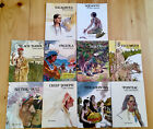 10 Native American Biography Picture Book Childrens Set Troll Associates 1979