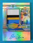 Top Justin Herbert Rookie Cards to Collect 31