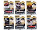 Vintage Ad Cars Set of 6 pieces Series 4 1 64 Diecast Model Cars by Greenlight