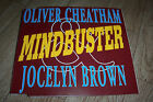 Oliver Cheatham & Jocelyn Brown Mindbuster Mind Buster NM CD Turn Out The Lights