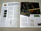 Accuphase PS-1200 power supply brochure catalogue