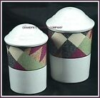 Studio Nova PALM DESERT Salt & Pepper Shaker Set Mikasa