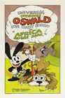 OSWALD THE LUCKY RABBIT MOVIE POSTER Rare Hot Vintage