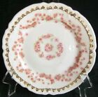 Small Vintage FLORAL DECORATED Plate GERMANY