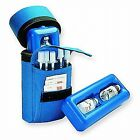 Medicool MCL3676500001 Syringe Insulin Protector Cooling Travel Case Blue