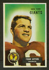 Frank Gifford Cards, Rookie Cards and Autographed Memorabilia Guide 16