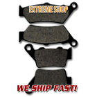 BMW Front + Rear Brake Pads C1 125 (99-03) C1 200 (01-03) F 650 GS Dakar (99-07)