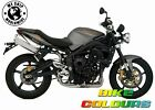 TRIUMPH STREET TRIPLE R SPEED TRIPLE SPEEDMASTER MATT GRAPHITE TOUCH UP PAINT