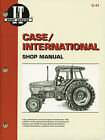 T Case/International Manual Covers 5120 5130 5140