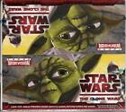 2009 STAR WARS THE CLONE WARS WIDEVISION RETAIL BOX SKETCH CARDS ARE 1 48