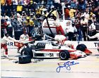 JANET GUTHRIE  AUTOGRAPHED TEXACO STAR 1978  INDY 500 8 X 10 PHOTO