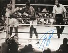 LARRY HOLMES SIGNED 16