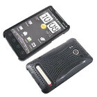 For Sprint HTC EVO 4G Hard Protector Case Snap on Phone Cover Xmatrix Black
