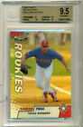 CARLOS PENA 1999 Topps Finest Refractor RC BGS 9.5 Cubs