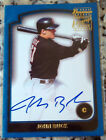 JOHN BUCK 2003 Bowman Rookie RC Auto Blue Jays HOT