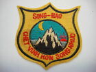 ARVN Special Forces SONG HAO PRU Team, Nam War Patch