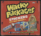 2004 Topps WACKY PACKAGES, Ser 1 -Fact Sealed Hobby Box