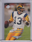 Kurt Warner Cards, Rookie Cards and Autographed Memorabilia Guide 27