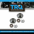 Front Wheel Hub Bearing Pair Set for Mercury Topaz Ford Escort Tempo