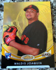 WALDIS JOAQUIN 2010 Topps Finest GOLD REFRACTOR Rookie Card RC 33 50 GIANTS