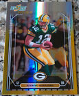 AARON RODGERS 2006 Score Select RARE GOLD 11 50 Superbowl XLV Champs Packers
