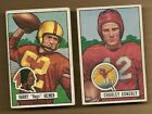 1951 BOWMAN FOOTBALL CHARLEY CONERLY # 56 EX MINT