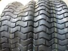 TWO 20/8-8, 20/8.00-8, 20/8.00X8 CRAFTSMAN 917.27552 4 ply T/L Lawnmower Tires