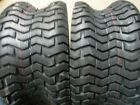 TWO 20/10.00-8, 20/10.00X8 CRAFTSMAN  Lawnmower/Golf Cart Turf 4 ply Tires