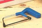 Linic UK Made Mini Hacksaw with 150mm Blade Woodworking Modelling M0271
