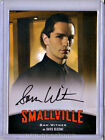 SMALLVILLE 7-10 CRYPTOZOIC AUTOGRAPH A5 SAM WITWER