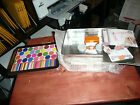Creative Memories Mini Moments Case/Tin with Micro Maker Magnets Mats NEW IN BOX