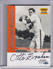 1999 SPORTS ILLUSTRATED OTTO GRAHAM AUTOGRAPH AUTO - CLEVELAND BROWNS, HOF