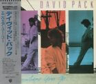 DAVID PACK Anywhere You Go FIRST JAPAN CD WPCP-4804 Ambrosia Toto James Ingram