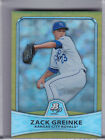 Zack Greinke Rookie Cards Checklist and Guide 20